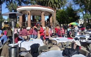 Al ritmo de música y deliciosa gastronomía, más de 300 visitantes disfrutaron de las bondades del Pueblo Mágico de Tecate