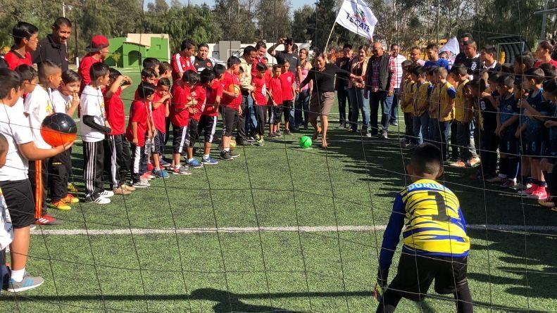 """Se celebró en Tecate el Torneo Estatal de Fútbol Infantil """"Campeón de Campeones"""""""