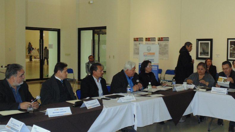Primera Sesión Ordinaria del Consejo Estatal de Participación Social en la Educación