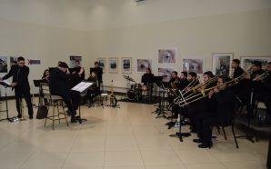 Presentó CEART Tecate La Covacha Big Band