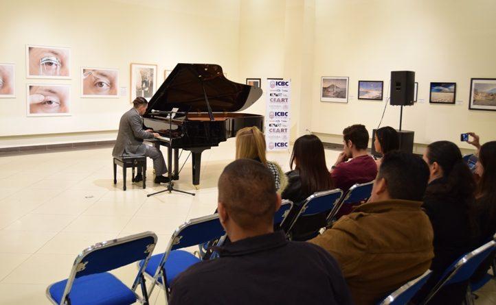 CEART Tecate presenta recital de piano con el joven Fabrisio Castro Brambila
