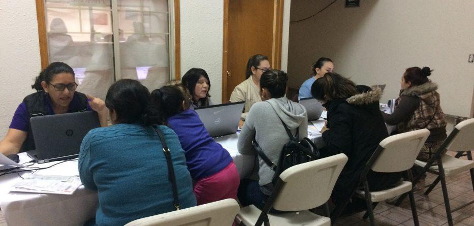 Avance en el proceso de inscripción por internet a Educación Básica en el Municipio de Tecate