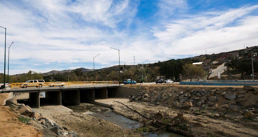Invirtió Gobierno del Estado más de 50 mdp en Infraestructura durante 2017 en Tecate