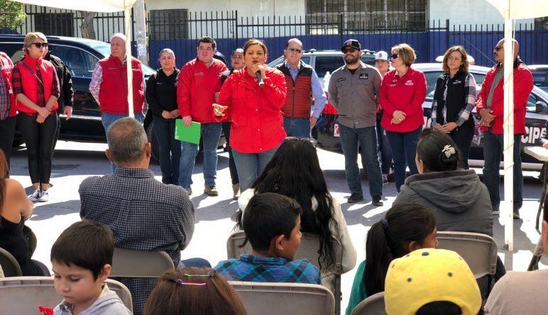 Activación Comunitaria del Ayuntamiento logra gran impacto social en la Fundadores