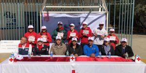 En el Pueblo Mágico de Tecate, arrancó la colecta anual de Cruz Roja.