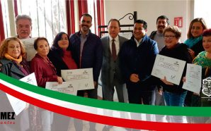 Grupo tecatense de Danza Folklórica Mixtli recibe apoyo del Diputado…
