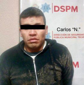 Policías de Tecate frustran robo a casa de empeño