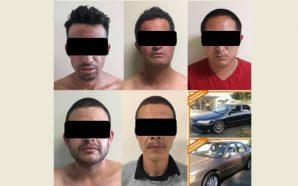 Cumplimenta la Policía Ministerial del Estado cinco órdenes de aprehensión