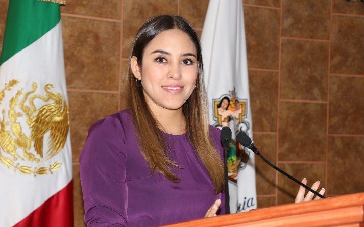Exige Diputada Blanca Patricia Ríos no darle un manejo político a la alerta de género