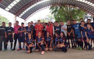 Arrancó torneo de Futsal Interprepas 2018