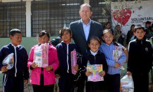 Feria de los Valores de DIF Tecate impulsa a vivir una niñez sana, segura y feliz