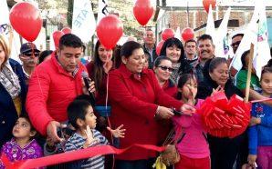 Inaugura Ayuntamiento de Tecate tres calles nuevas que danconectividad entre colonias