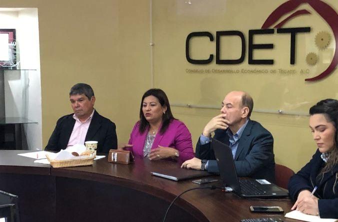 Ante CDET, presentaron gestiones y proyectos realizados ante entidadesfederales