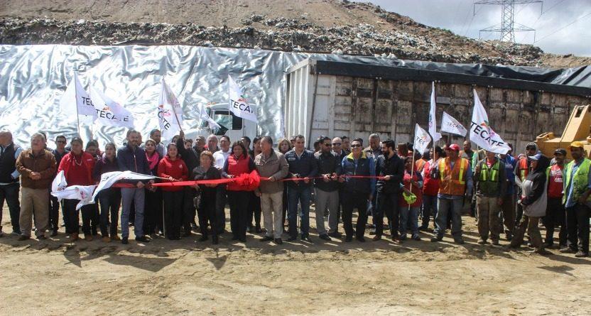 Ponen en marcha moderno Relleno Sanitario en Tecate