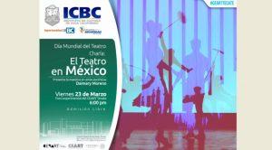 Charla: El teatro en México por Daimary Moreno| CEART Tecate
