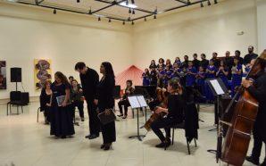 Presentó la Orquesta de Baja California Homenaje a Bach en el Centro Estatal de las Artes, Tecate