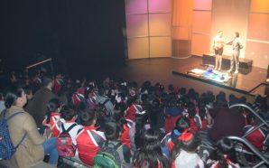 """Semana de teatro escolar con la puesta en escena """"Siro…"""
