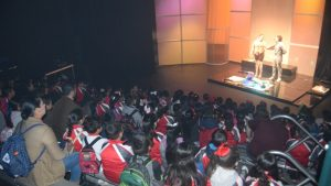"""Semana de teatro escolar con la puesta en escena """"Siro Uan""""en CEART Tecate"""