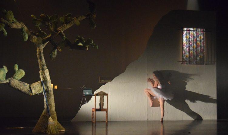 Cielito Sweet obra unipersonal de danza-teatro se estrena en CEART Tecate.