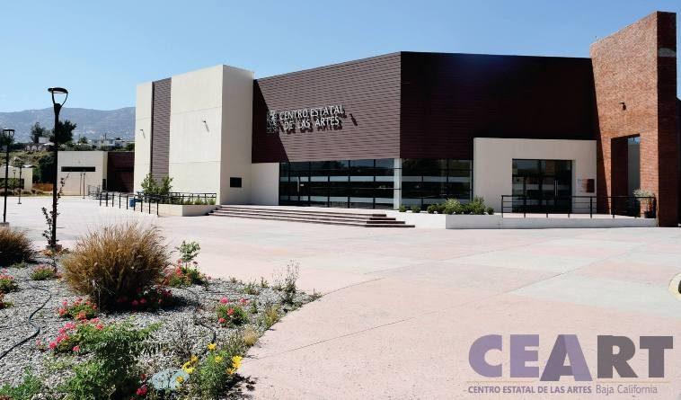 Centro Estatal de las Artes, Tecatese prepara para festejar su quinto aniversario
