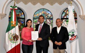 Nombra Enrique Ochoa Delegada del CEN del PRI en Baja California