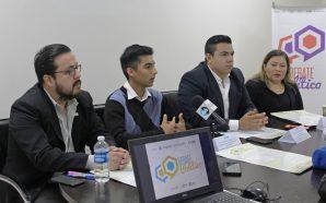 Invita Gobierno del Estado a jóvenes a participaren el Debate…
