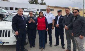 Seguridad Ciudadana de Tecate tiene patrulla excusiva para atender casos de violencia intrafamiliar