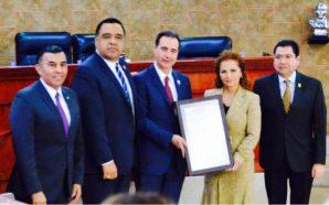 Se úne Gobierno del Estado al reconocimiento del doctor Eduardo Ferrer Mac-Gregor
