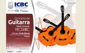 Invita el Centro Estatal de Las Artes, Tecate al recital…