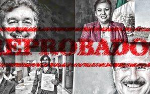 Gobernador, alcaldesas y alcaldes imagen en retroceso