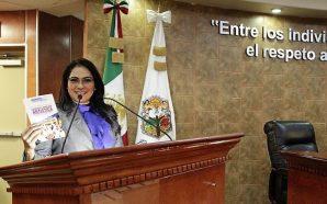 "La Dip. Mónica Hernández ""La Chula"" presentó iniciativa para dar…"
