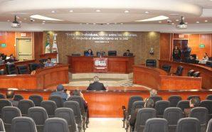 La Comisión de Gobernación y puntos constitucionales recibió a los 15 aspirantes a ocupar el cargo de Magistrado del TSJE