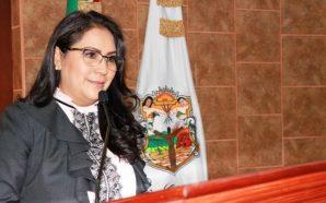 """La Dip. Mónica Hernández """"La Chula"""" propuso reformas al Código Penal para sancionar a quien preste el servicio de transporte de pasajeros de manera ilegal"""