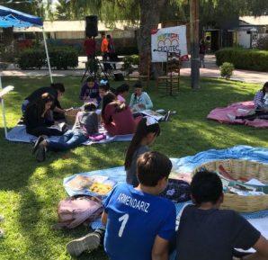 """Gobierno Municipal de Tecate promueve la lectura a temprana edad con""""picnic literario"""""""