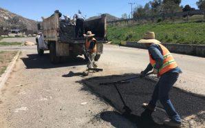 Ayuntamiento de Tecate rehabilitará vialidades en San Pablo