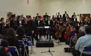 Se presentó la Sinfónica Juvenil de Tijuana con el Festival Sinfónico Itinerante Estatal 2018 en CEART Tecate