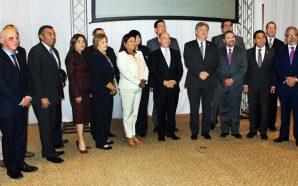 Participa Gobernador Francisco Vega en toma de protesta del Consejo Directivo del Colegio de Notarios de Baja California