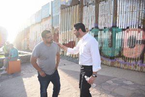 Arregui exhorta a los candidatos a levantar una sola voz por los mexicanos