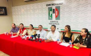PRI BC apoya a Madrigal y exige Seguridad para el Estado