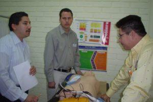 Imparte Gobierno del Estado curso-taller para primeros respondientes en primeros auxilios