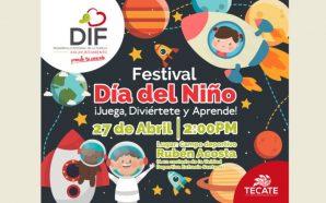 Celebrarán el Día del Niño con módulos, juegos y actividadesdidácticas…