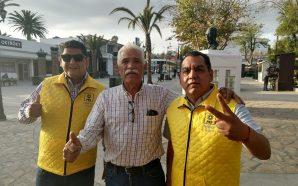 """""""No voy a donde no soy invitado"""" Armando López, presidente…"""