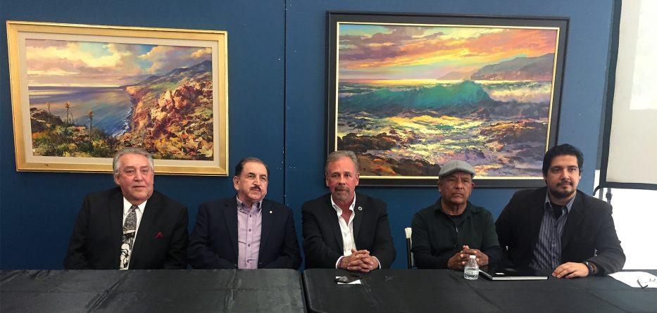 """Presenta Gobierno del Estado libro """"Los castillos de Baja California, notas de paisaje y memoria"""""""