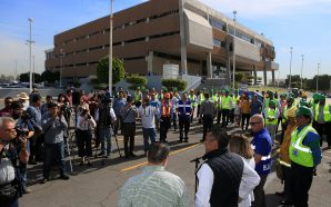Realiza con éxito Gobierno del Estado simulacro en caso de sismo