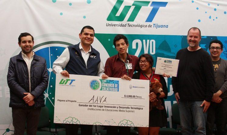 Realiza Gobierno del Estado 12vo. Concurso de creatividad de la UTT