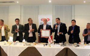 Respalda Presidente de la CMIC al candidato a Senador Jorge Ramos