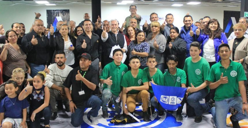 """Reconozco el trabajo de las OSC'S y me comprometo a ser su representante en el senado"""": Jorge Ramos"""