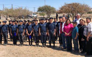 Condecoraron a jóvenes integrantes de la Policía Juvenil de La…