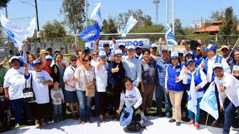 """""""Impulsaré una política social que evite el paternalismo"""": Jorge Ramos"""
