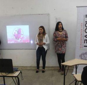 Orientan a jóvenes con talleres enfocados a la prevención